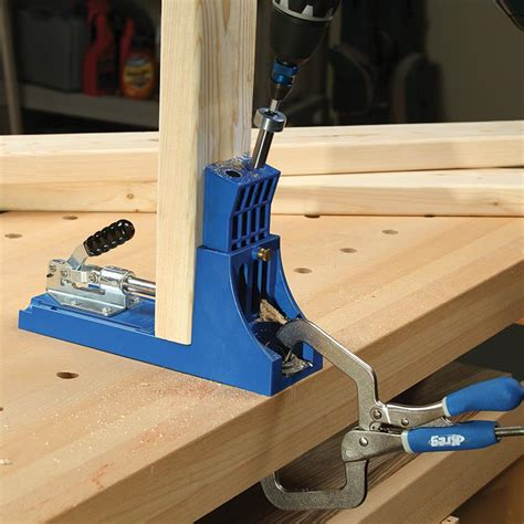 kreg jig hd  heavy duty solution  building  wood