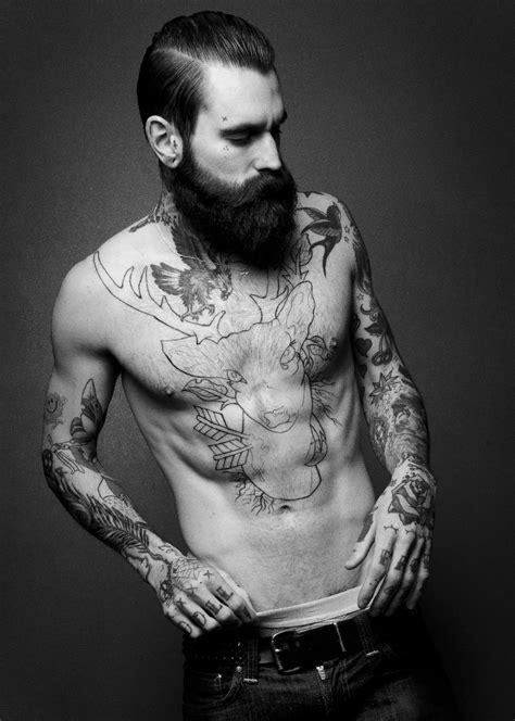 interview ricki hall male model tn magazine