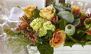 Summer, Floral, Arrangements, Ideas, For, Home, With, Orange, Flowers