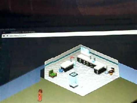 une salle de bain moderne habbo