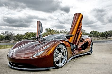 Ronn Motor Group, First Eco-exotic Sports Car Company