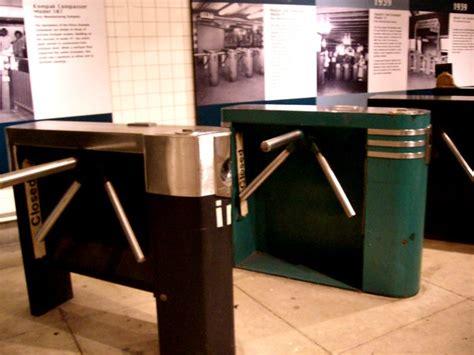 subway turnstiles transit museum  mta subway