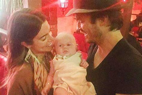 ian somerhalder baby pictures nikki and ian are parents the name and the photo of a