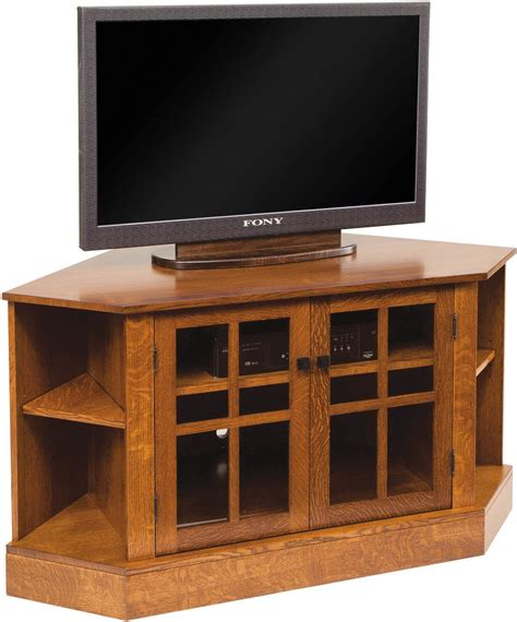 tv furniture cabinets corner tv cabinets and stands brandenberry amish furniture