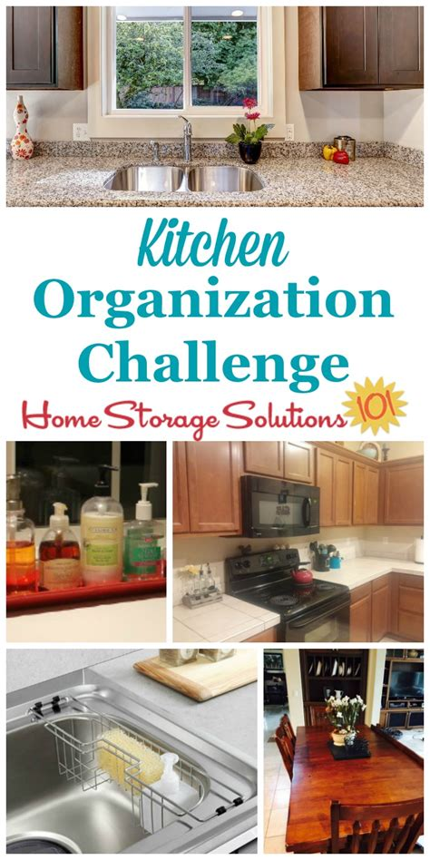 Kitchen Organization Step By Step Guide