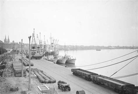 en images c 233 tait comment le port de bordeaux avant sud ouest fr