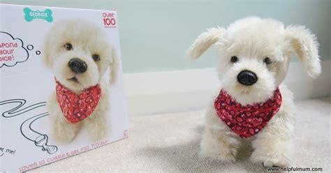 Georgie The Interactive  Ee  Puppy Ee   Review Helpful Mum