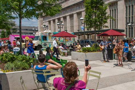 The Porch At 30th by Wxpn S Free At Noon Live Concert At The Porch At 30th