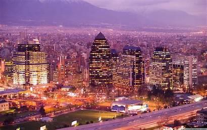 Santiago Chile 4k