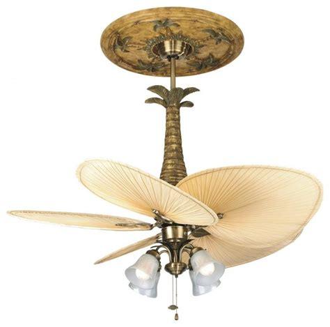 brass fan light kit tropical ceiling fan accessories