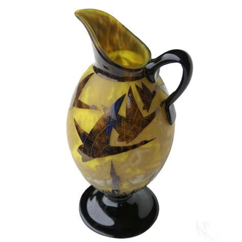 le verre francais le le verre francais cameo glass pitcher halbrans 171 huubgeurts