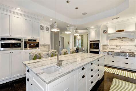 kitchen island buffet 25 beautiful transitional kitchen designs pictures