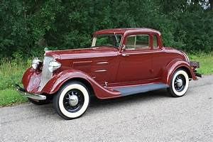 1934 PLYMOUTH 2 DOOR COUPE 112899