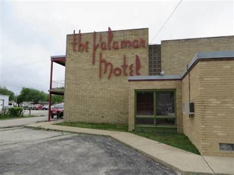 Motels In Pontiac Il by Palamar Motel Pontiac Il United States Overview