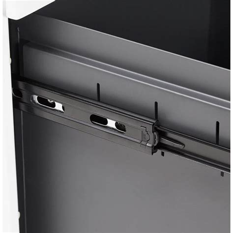 caisson de bureau design caisson de bureau design 3 tiroirs mathias en métal blanc