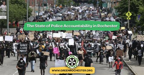 The State of Police Accountability in Rochester - www.gp.org