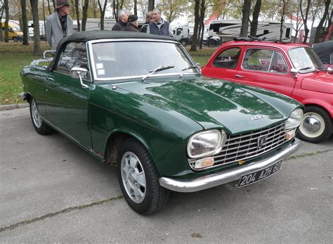 peugeot cars old models peugeot 204 cars classic french cabriolet convertible