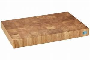 Planche Chene Massif : planche d couper kai grand mod le en ch ne massif ~ Dallasstarsshop.com Idées de Décoration
