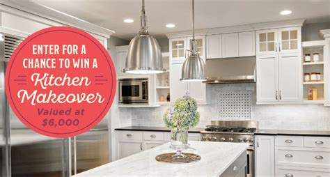 Southern Breeze Kitchen Makeover Sweepstakes 123117