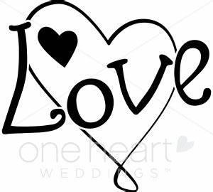 Love Heart Clipart Love Clipart