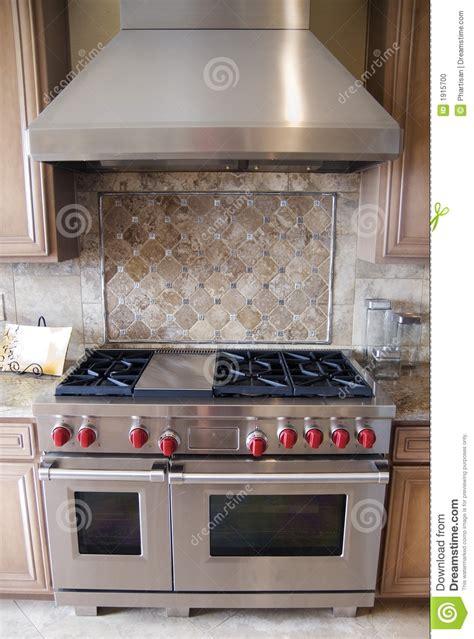 oven kitchen design luxury kitchen oven ranfe stock photo image of design 6922