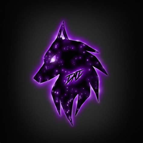 kaos one chibi wolf logo by dmd by deejaydmd on deviantart