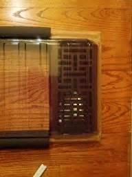 extend a vent vent deflector air register extender by