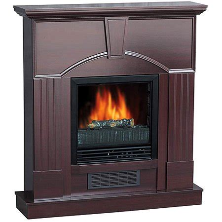 electric fireplaces at walmart quality craft mission style 36 quot electric walmart
