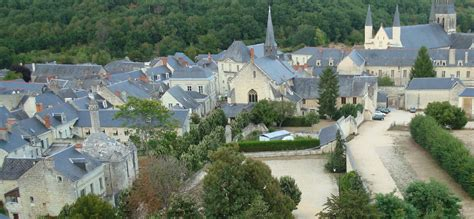 Parfum De France Language School In The Loire Valley In The Exclusive Location Of Fontevraud L