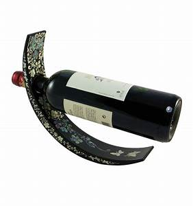 Porte Bouteille Vin : porte bouteilles original pr sentoir vins ~ Melissatoandfro.com Idées de Décoration