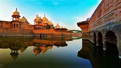 Vrindavan Adotrip Destinations Tourism Places India Place
