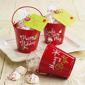 Christmas Mini Treat Pails $7 99 Now $3 99 DIY with