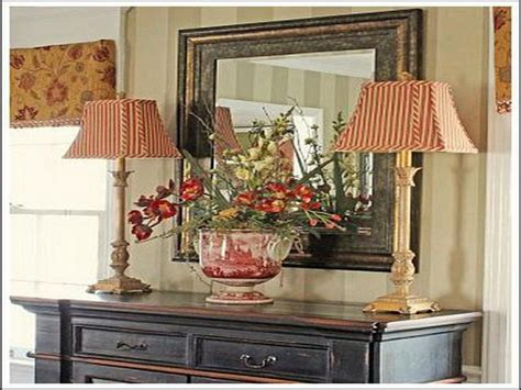ideas  sideboardbuffet decorating  pinterest chandelier  shades dining room buffet  fruit dishes