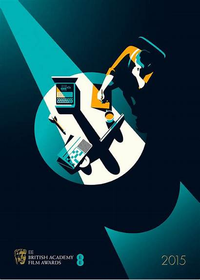 Awards Film Poster Posters Academy British Bafta