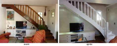 decoration d escalier interieur deco d escalier interieur