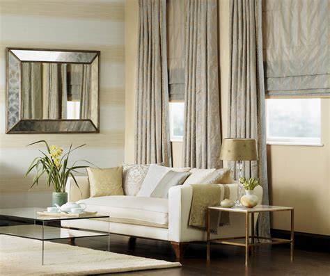 Interior Window Treatments by Shades And Drapery Interior Design Window