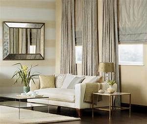 Roman shades and drapery interior design window for Interior decorator window treatments