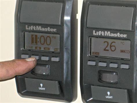 liftmaster garage door liftmaster garage door opener light not working dandk