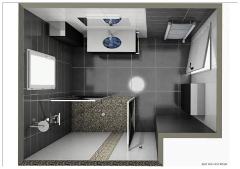 cuisine salle de bains 3d plan en 3d salle de bains