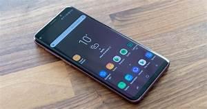 Samsung S9 Kabellos Laden : galaxy s9 plus viel leistung gute kamera und eine schw che ~ Jslefanu.com Haus und Dekorationen