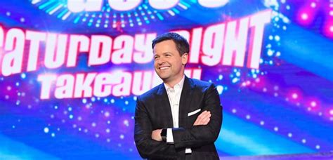 Dec CONFIRMED to host Britain's Got Talent on his own