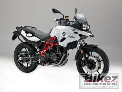Bmw F 700 Gs Picture by 2017 Bmw F 700 Gs Specifications And Pictures