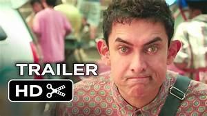 Pk Official Teaser Trailer 1  2014  - Comedy Movie Hd