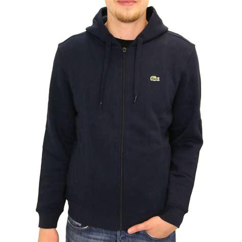 sporty jacket lacoste kapuzen sweatshirt jacke kapuzenjacke hoodie