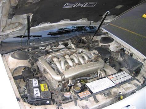 how petrol cars work 1989 ford taurus head up display ford sho v6 engine wikipedia