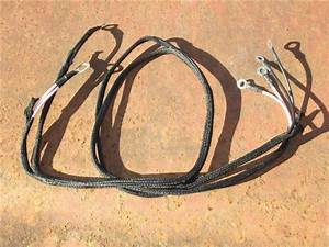 Farmall Headlight Wiring Harness Super H  Hv  Super M  Mta