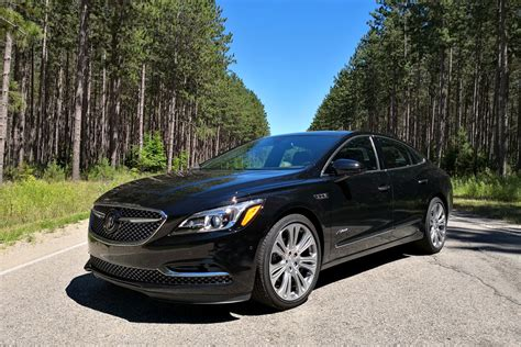 exploring the beauty of northern michigan in the buick