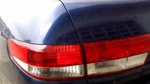 2003 Honda Accord Brake Light Problem