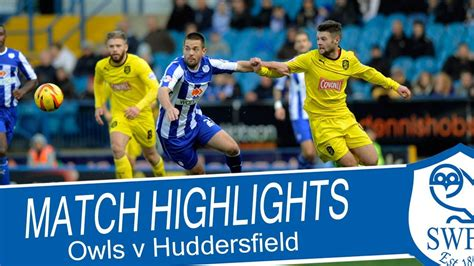 Sheffield Wednesday v Huddersfield Town - Championship ...