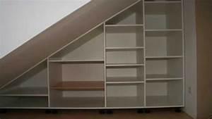Möbel Dachschräge Ikea : schrank unter dachschr ge youtube ~ Orissabook.com Haus und Dekorationen